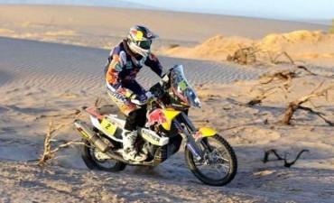 Rally Dakar 2014: La competencia tuvo su etapa más dura