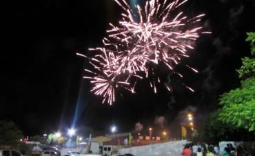 No tuvo buen comienzo la Fiesta Nacional del Lago en Federación