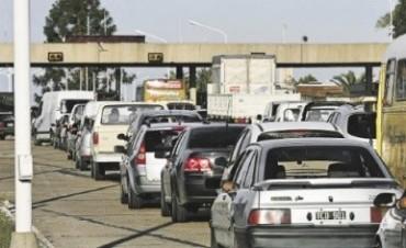 Se estima en más de 200 mil vehículos ingresados a la provincia