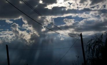 Hay un alerta por intensas tormentas para Enter Ríos