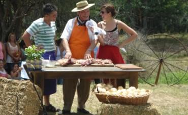 """La  familia federalense  acompaño  masivamente a """"Cocineros Argentinos"""""""