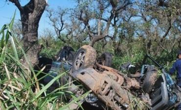 Accidente en la autovía 14: cuatro muertos