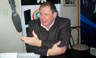 Rogel reclama la implementación de la ley de Bomberos en Entre Ríos