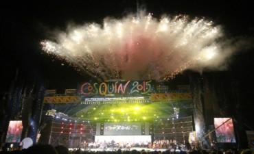 Comenzó el Festival de Cosquin sin la transmición de la TVPública