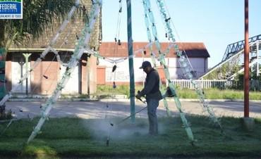 El municipio solicita a los propietarios de terrenos baldíos el corte de pasto