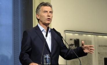 Macri  anuló el decreto de Cristina Kirchner de la coparticipación