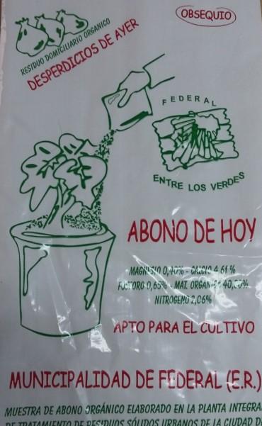 Planta de Tratamiento de R.S.U.: El municipio retribuye al que cumple con la disposición de la basura