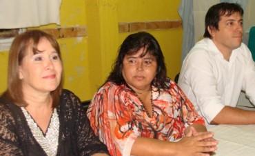 Coordinación de Educación de Jóvenes y Adultos: asumió Estela Sosa
