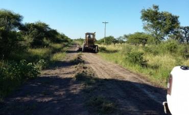 Trabajos en conjunto entre el Municipio y la Zonal II de Vialidad