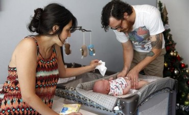 Piden que se amplíen las licencias por maternidad y paternidad