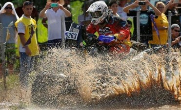 Rally Dakar: Pablo Copetti logró la primera victoria argentina en cuatriciclos