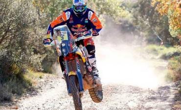Rally Dakar: Toby Price ganó la segunda etapa en motos y es líder