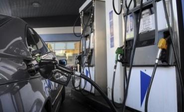 Los combustibles subirán 8% este fin de semana