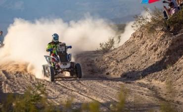 Rally Dakar: el argentino Gastón González se quedó con la tercera etapa en cuatriciclos