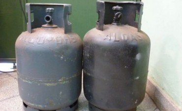 La garrafa de gas de 10 kilos continuará a 97 pesos