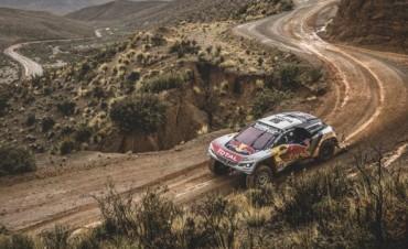 Loeb y Peugeot dominaron el parcial entre Tupiza y Oruro en Autos