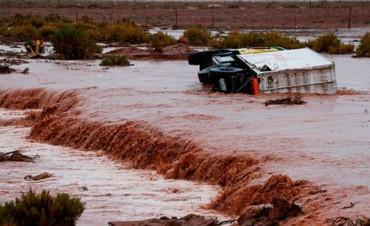 Por las malas condiciones meteorológicas, se canceló la sexta etapa del Rally Dakar