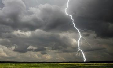 Hay alerta por tormentas fuertes para Entre Ríos y otras cinco provincias