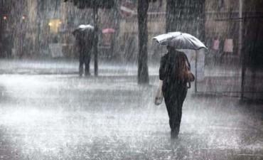 Renovaron el alerta y anticipan otra semana con lluvias de hasta 90 milímetros