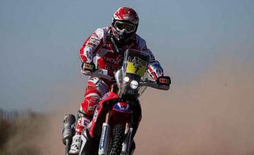 Rally Dakar: Paulo Gonçalves ganó la séptima etapa en motos