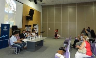 SE PRESENTA EL 42º FESTIVAL NACIONAL DEL CHÁMAME EN CONCORDIA