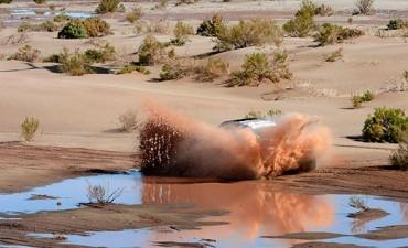Rally Dakar: La novena etapa fue cancelada por las crecidas de los ríos