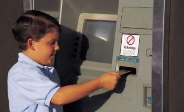 Reglamentan el funcionamiento de las cajas de ahorros para menores de 18 años