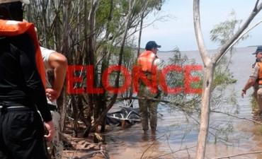 Accidente náutico: Identificaron a los dos cuerpos hallados en el río Paraná