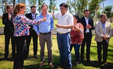 A un año de gestión al frente de la Zonal II de Vialidad  , Javier Poos brindo detalles del trabajo