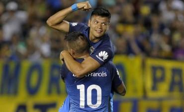 Con el aporte de Bou, Boca le ganó con autoridad a Estudiantes