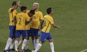 Brasil desplazó a Argentina del primer puesto en el Ranking FIFA