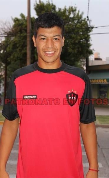 El federalense Bruno Duarte ya integra el plantel de Primera División de Patronato