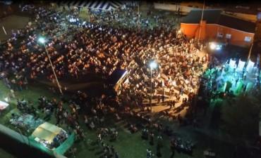 Exitosa edición del Festival de la Amistad  y el Reencuentro en C.Bernardi