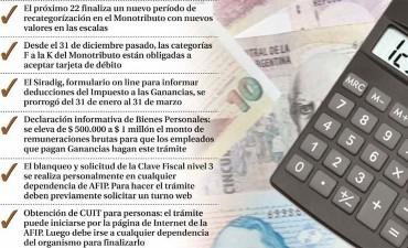 Obligan a importante cantidad de monotributistas a aceptar tarjeta de débito