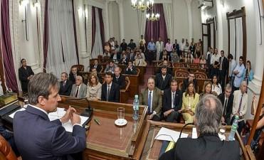 Cómo fue la producción de los senadores entrerrianos en 2017