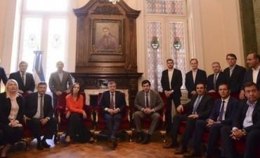 Los gobernadores esperan que la Provincia baje los juicios por el fondo del Conurbano