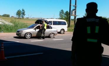 Gendarmería podrá controlar el tránsito y aplicar multas en rutas nacionales