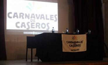 Gran presentación de los Carnavales de Caseros 2018