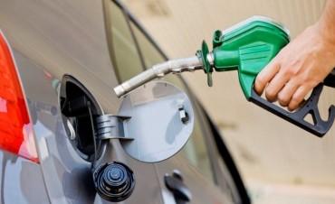 Otra petrolera aumentó hasta un 8% sus naftas