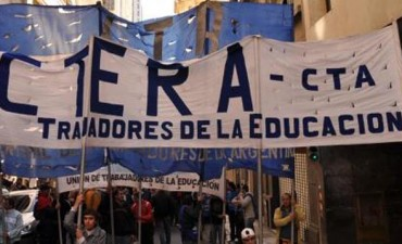 Paritaria docente: Ctera denunciará a Macri