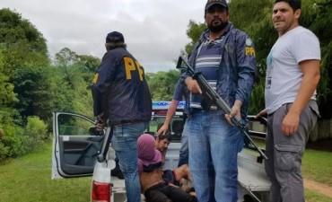 Cae parte de la banda de argentinos y brasileros que asolaba en Corrientes y Entre Ríos
