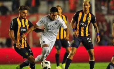 En el reinicio de la Superliga, igualaron Independiente y Rosario Central