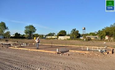 Se avanza con  la ejecución de viviendas  por emergencia hidrica