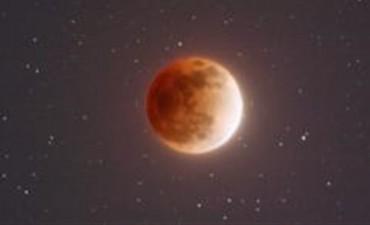 Así será el espectacular eclipse de la superluna azul de sangre del 31 de enero