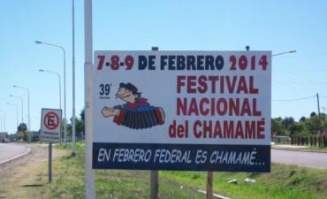 A tres días del inicio del Festival del Chamamé