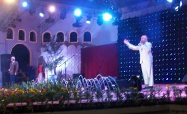 Arranco la primera noche del Festival Nacional del Chamamé