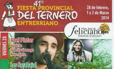 Se viene la 41° Fiesta Provincial del Ternero Entrerriano