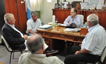 FUNDETURFE se reunión con las autoridades de Vialidad Provincial