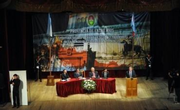 Temas abordados por el gobernador ante la Asamblea Legislativa