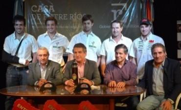 Presentaron la Copa Entre Ríos de TC en Buenos Aires